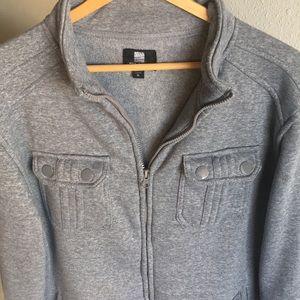 NWOT ElHR jacket Zipper Dawn